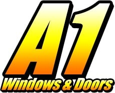 A1 Windows & Doors logo