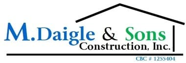 M Daigle and Sons Construction