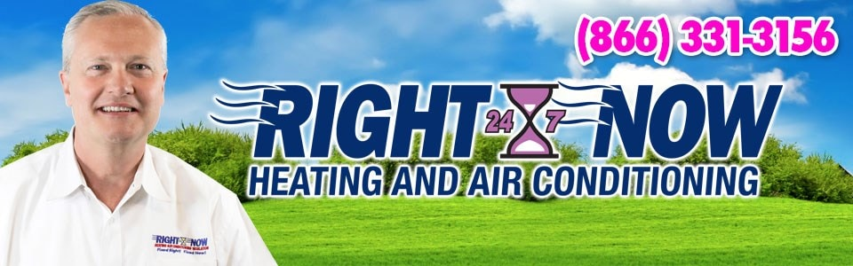 Right Now Heating, Air Conditioning & Plumbing