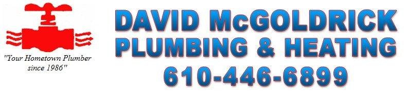 DAVID MCGOLDRICK PLUMBING & HEATING