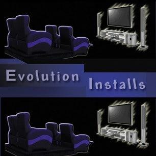 Evolution Installs