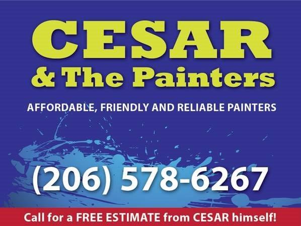 Cesar & the Painters