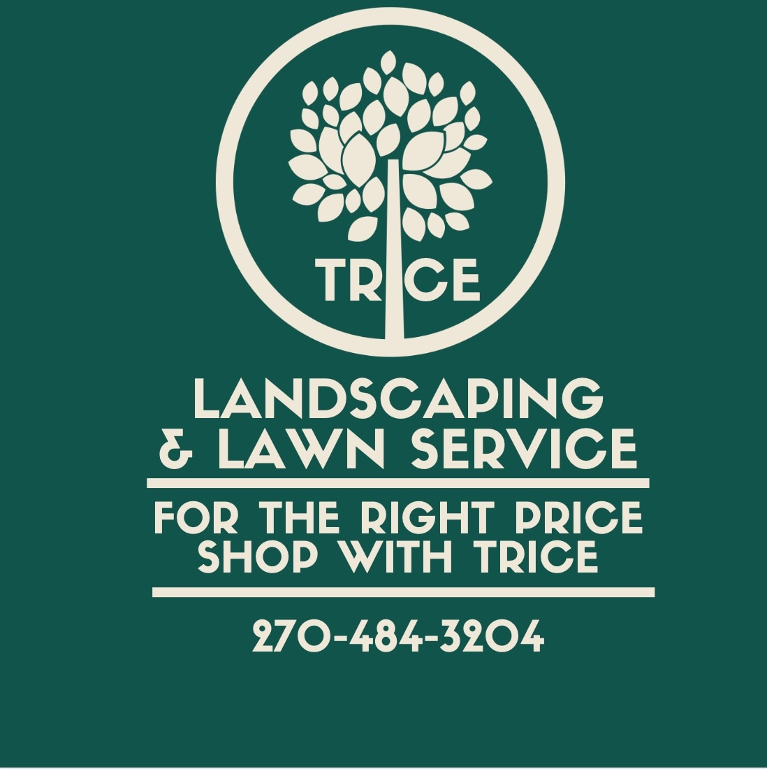 Trice Landscaping and Lawn service