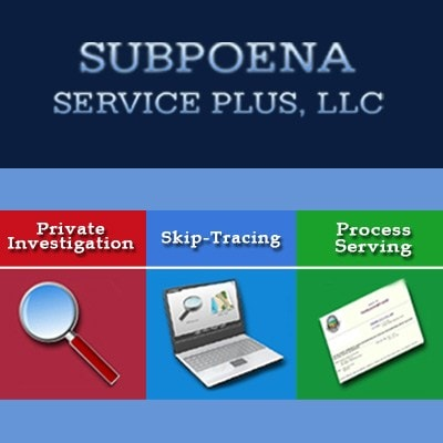 Subpoena Service Plus LLC
