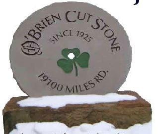 O'Brien Cut Stone