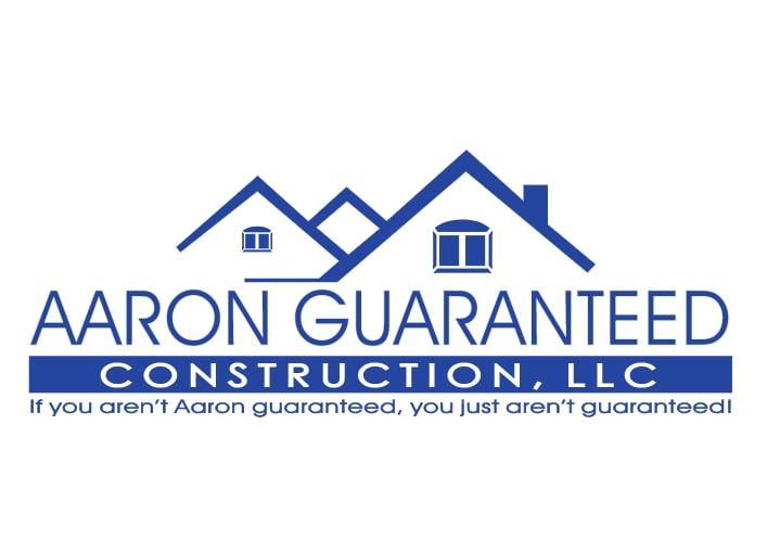 Aaron Guaranteed Construction, LLC  logo
