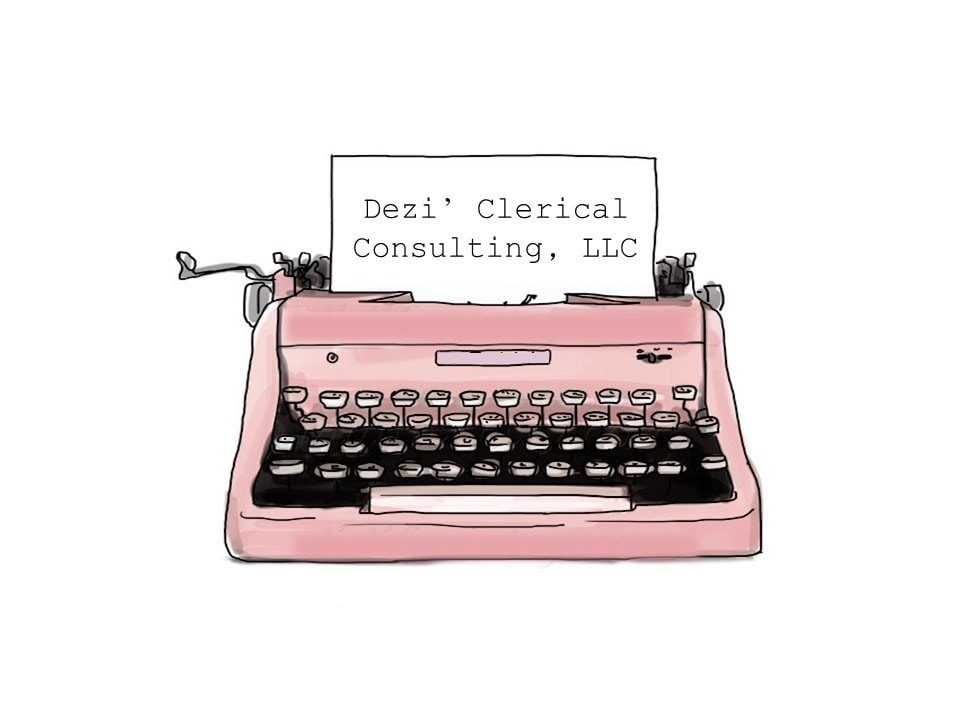 Dezi' Clerical Consulting