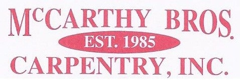 McCarthy Brothers Carpentry Inc