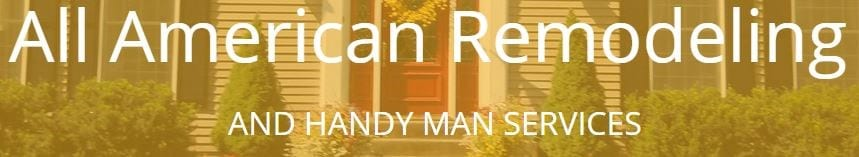 All American Remodeling & Handyman Services