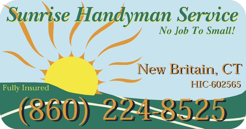 Sunrise Handyman Service