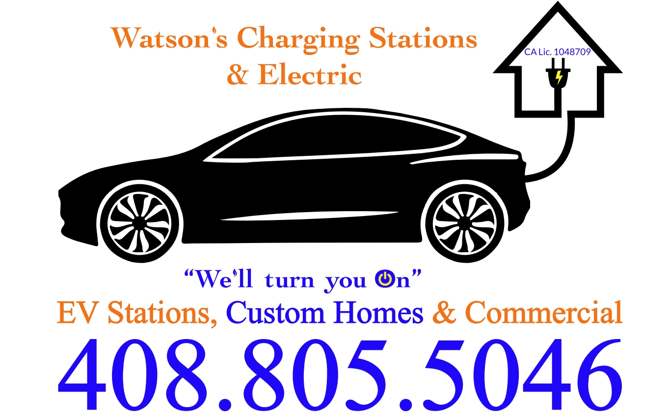 Watson's Charging Stations & Electric