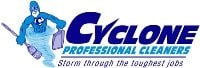 Cyclone Professional Cleaners logo