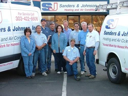 Sanders & Johnson Inc logo