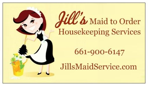 Jill's Maid to Order