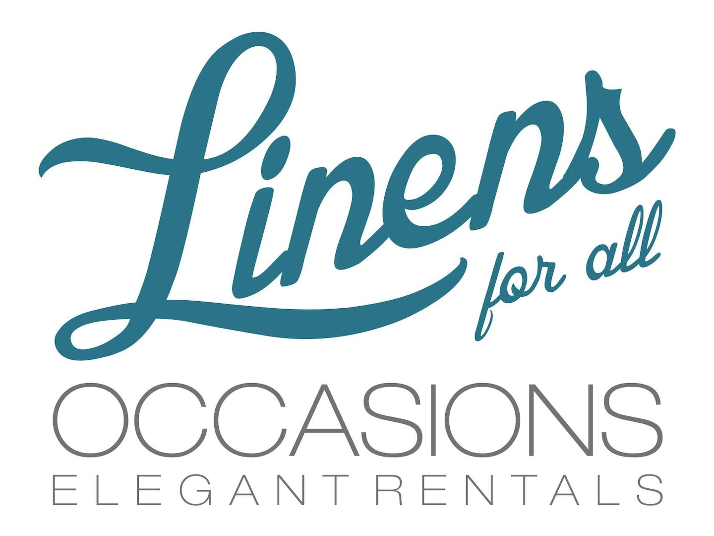 Linens For All Occasions