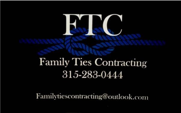 Family Ties Contracting