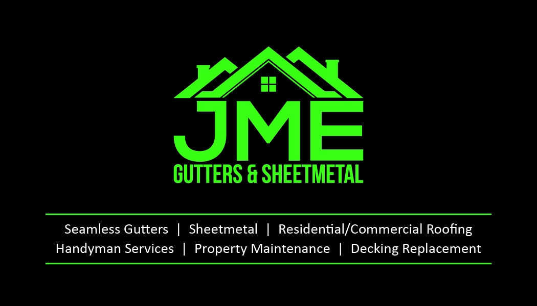 JME Gutters & Sheet Metal