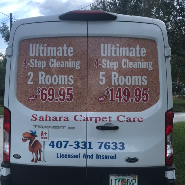 Sahara Carpet Care
