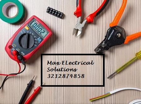 Max Electrical Solutions LLC