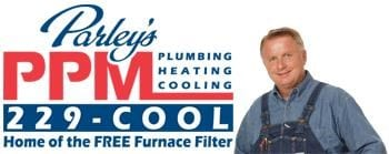 Parley's PPM Plumbing Heating & Cooling