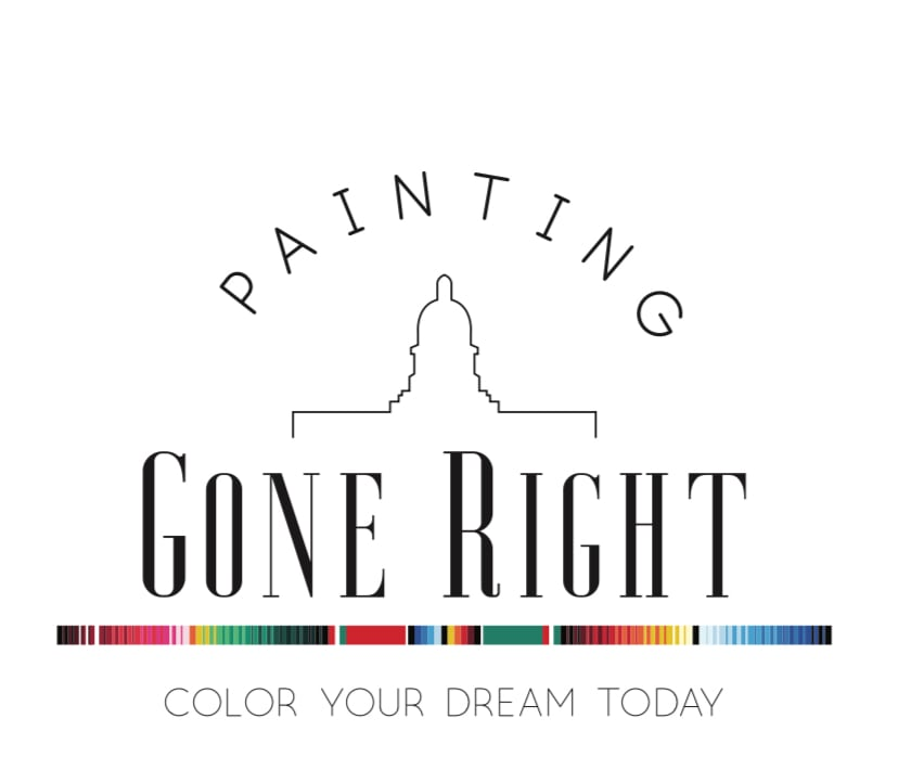Painting Gone Right
