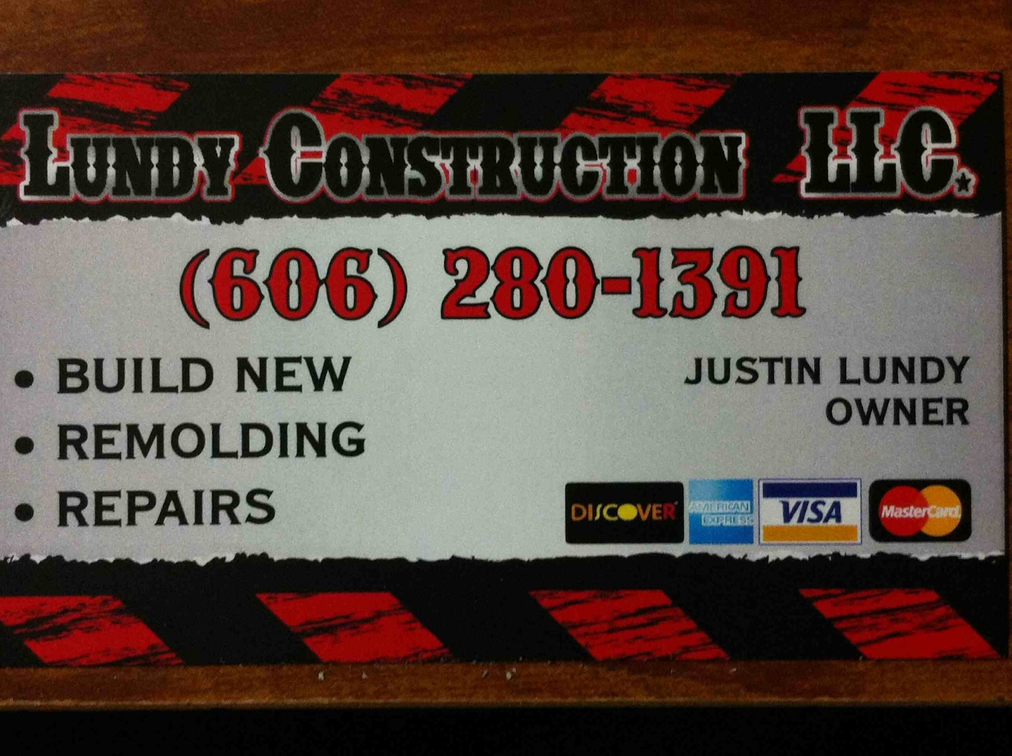 Lundy Construction, LLC