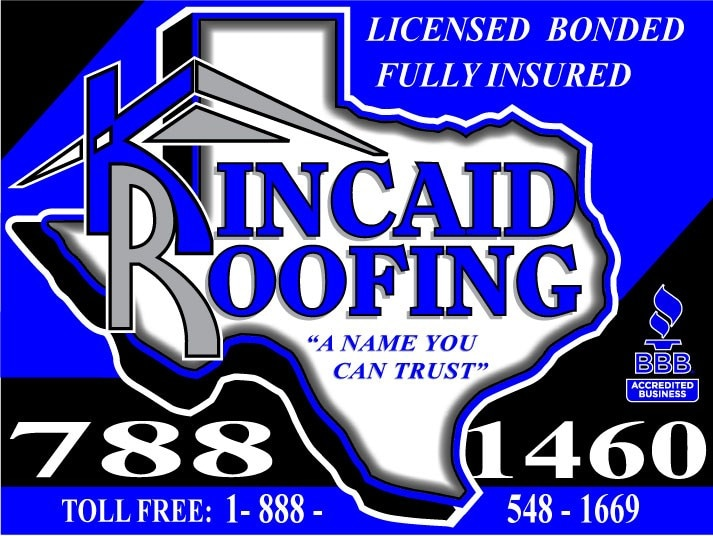 Kincaid Roofing & Remodeling LP logo