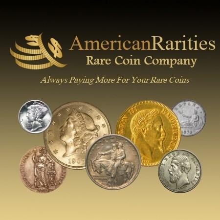 American Rarities Rare Coin Company - ID