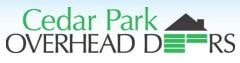Cedar Park Overhead Doors logo