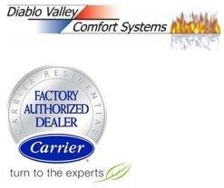 Diablo Valley Comfort Systems logo