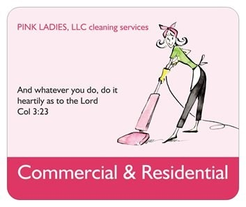 Pink Ladies LLC cleaning services