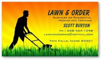 Lawn & Order