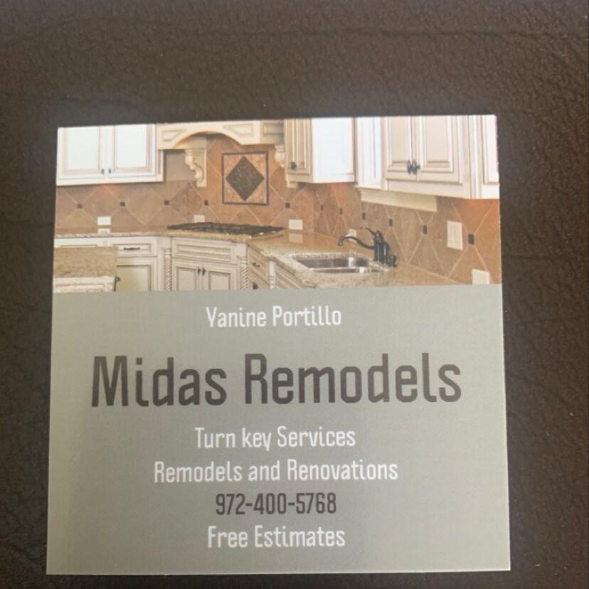 Midas Remodels