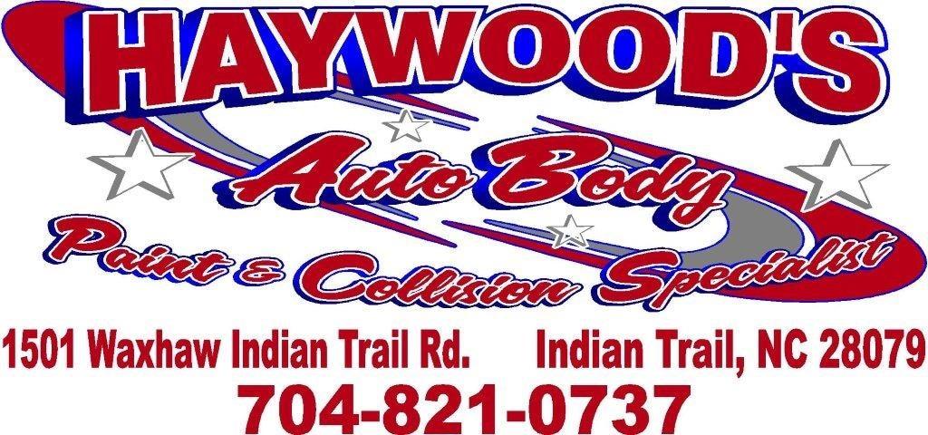 Haywood's Autobody logo