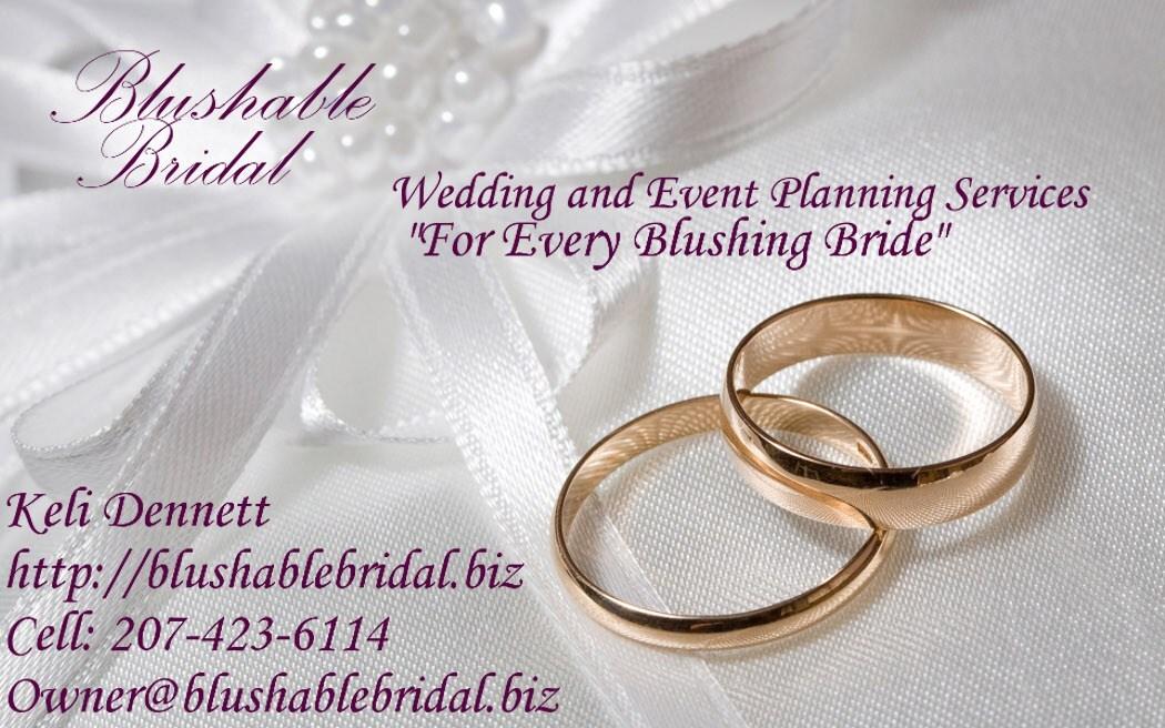 Blushable Bridal