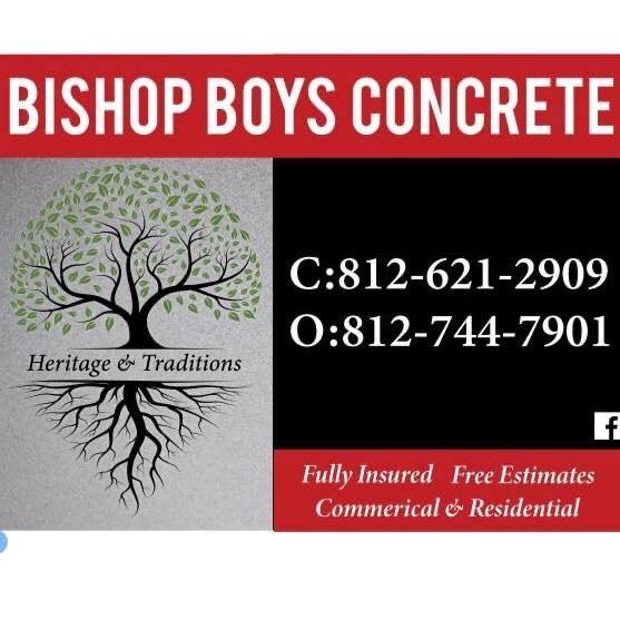 Bishop Boys Concrete Construction