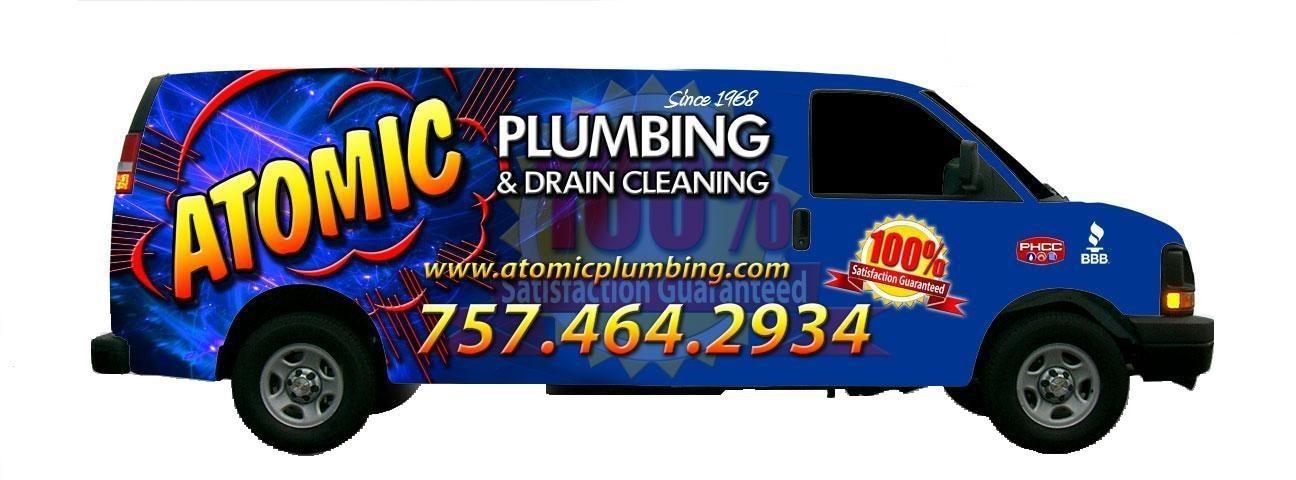 Atomic Plumbing & Drain Cleaning Corporation
