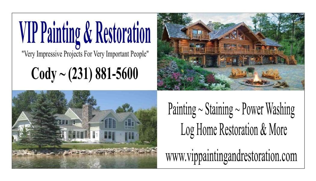 VIP Painting & Restoration