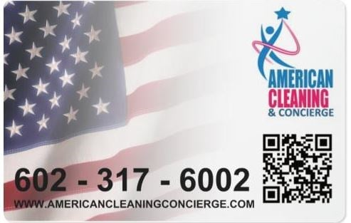 All American Cleaning and Concierge Services
