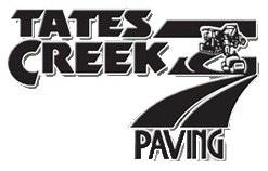 TATES CREEK PAVING