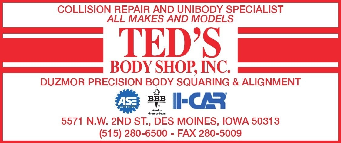 Ted's Body Shop, Inc