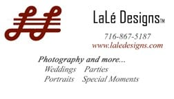 LaLe Designs, Inc. Wedding Photography