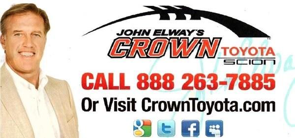 John Elway's Crown Toyota Scion