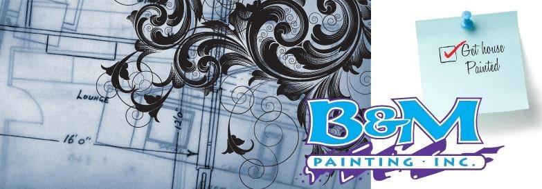 B&M Painting Inc