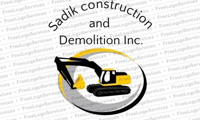 Sadik Construction and Demolition Inc