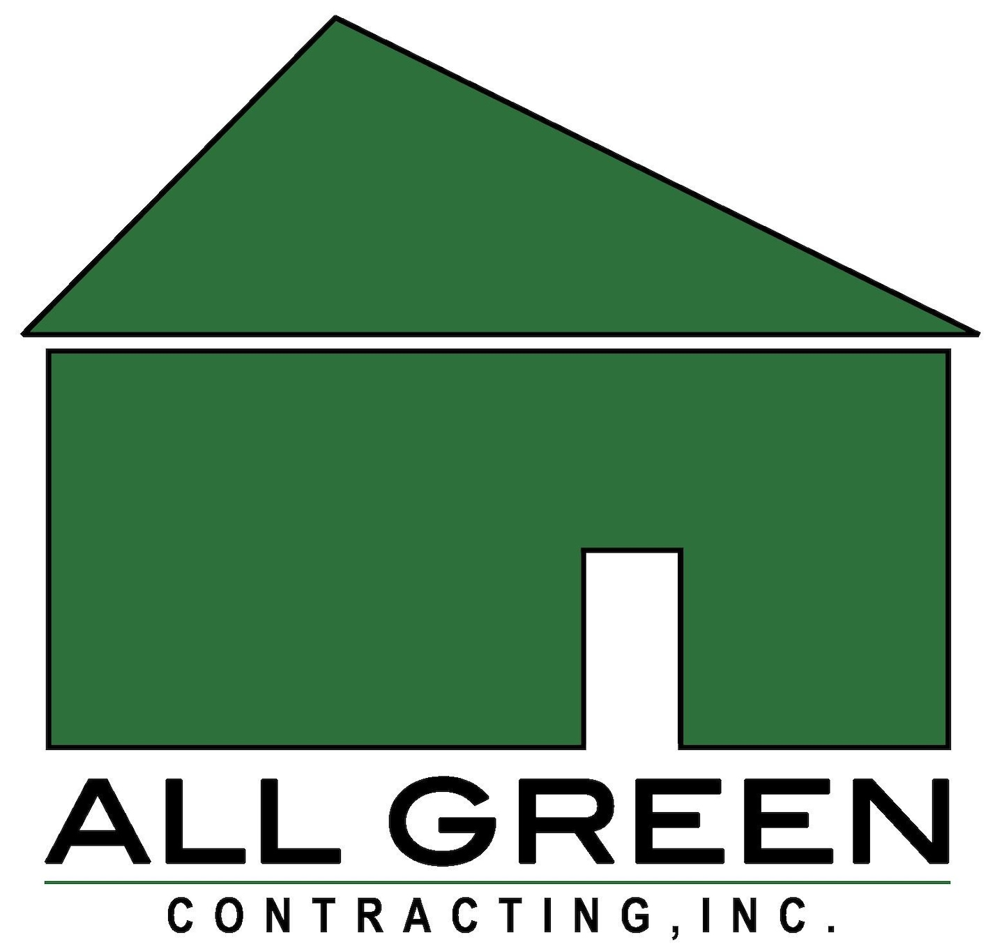 All Green Contracting, Inc.