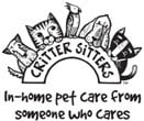Critter Sitters logo