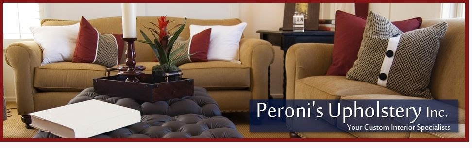 Peroni's Upholstery and RestorPro Services