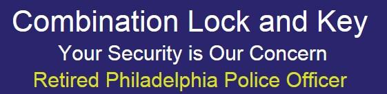 Combination Lock & Key