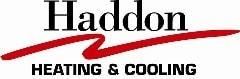 Haddon Heating & Cooling logo